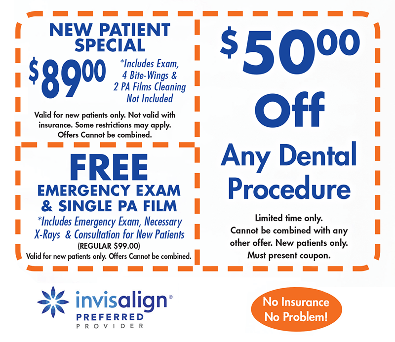 Elegance Dental CT Specials